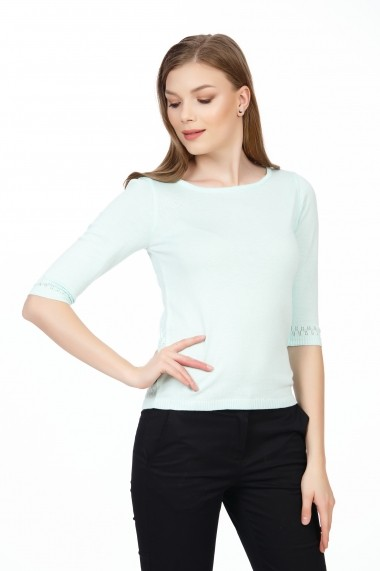 Bluza BE YOU 0680jade Verde