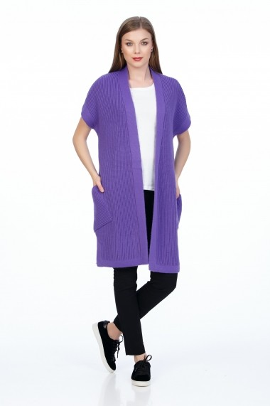 Cardigan Be You 0701 violet