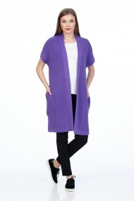 Cardigan Be You 0701 violet