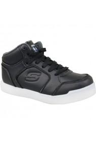 Pantofi sport pentru copii Inny  Skechers Energy Lights Jr 90622L-BLK