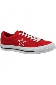 Pantofi sport pentru barbati Converse  One Star Ox M 163378C czerwone