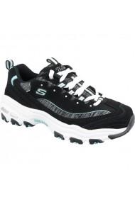 Pantofi sport pentru femei Inny  Skechers D'Lites W 11936-BKTQ