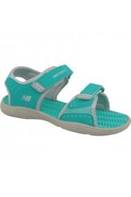 Sandale pentru copii New balance  Jr K2004GRG niebieskie