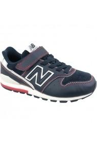 Pantofi sport pentru copii New balance  Jr YV996BB czarne