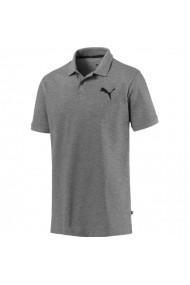 Tricou pentru barbati Puma  Essentials Pique Polo M szara 851759 23