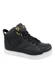 Pantofi sport pentru copii Inny  Skechers E-Pro Street Quest Lights Jr 90615L-BLK