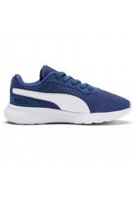 Pantofi sport pentru copii Puma  ST Activate AC PS JR 369070 08 niebieskie