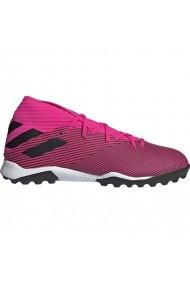 Pantofi sport pentru barbati Adidas  Nemeziz 19.3 TF M F34426 różowe