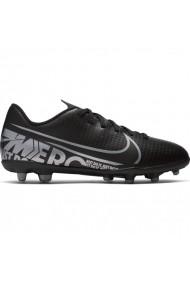 Pantofi sport pentru copii Nike  Mercurial Vapor 13 Club FG/MG JR AT8161 001 czarne