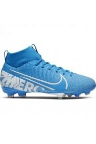 Pantofi sport pentru copii Nike  Mercurial Superfly 7 Academy FG/MG JR AT8120 414 niebieskie