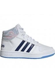 Pantofi sport pentru copii Adidas  Hoops Mid 2.0 Jr EE8546