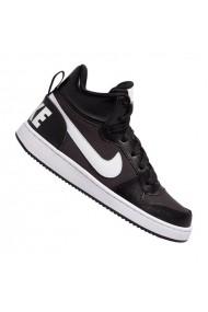 Pantofi sport pentru copii Nike  Court Borough Mid PE (GS) Jr BV1607-001