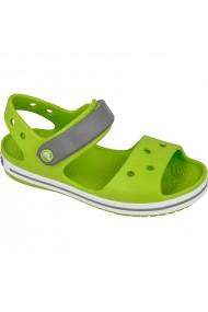 Sandale pentru copii Crocs  Crocband Jr 12856 zielone