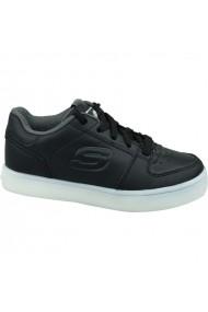 Pantofi sport pentru copii Skechers  Energy Lights Jr 90601L-BLK