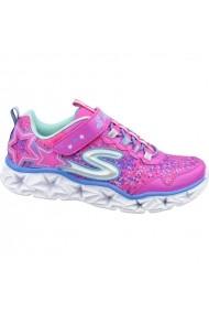 Pantofi sport pentru copii Skechers  Galaxy Lights Jr 10920L-NPMT