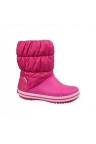 Ghete pentru copii Crocs  Winter Puff Boot Jr 14613-6X0