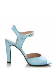 Sandale cu toc cu toc CONDUR by alexandru presaj albastru