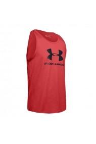 Tricou pentru barbati Under armour  Sportstyle Logo Tank M 1329589-646