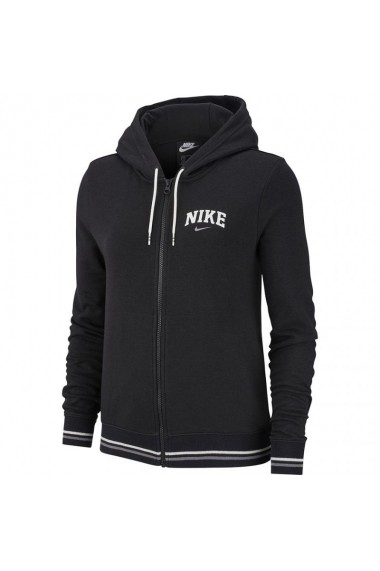 Bluza pentru femei Nike  W Hoodie FZ FLC Vrsty W BV3984 010
