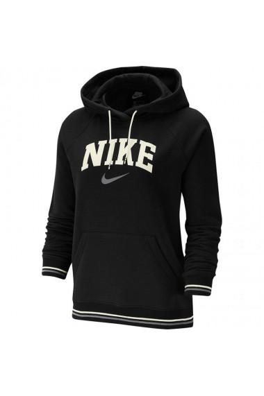 Bluza pentru femei Nike  W Hoodie FLC Vrsty W BV3973 010