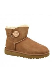 Pantofi sport pentru femei Inny  UGG Mini Bailey Button II W 1016422-CHE