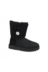 Pantofi sport pentru femei Inny  UGG Bailey Button Bling W 1016553-BLK