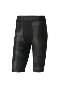 Bermude pentru barbati Adidas  Techfit Chill Print Tights M CD3891