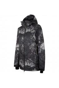 Jacheta pentru femei Outhorn  W allover HOZ19 KUDN603 90A