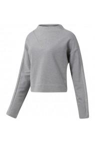 Bluza pentru femei Reebok  TE Twill Cowl Neck W DY8139