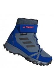 Ghete pentru copii Adidas  Terrex Snow CF CP CW Jr G26579