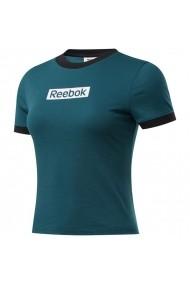 Tricou pentru femei Reebok  Training Essentials Linear Logo Slim W FK6679