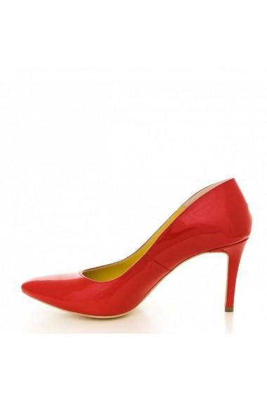 Pantofi cu toc CONDUR by alexandru lac rosu