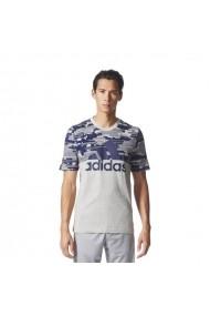 Tricou pentru barbati Adidas  Sports Essentials Linear Camo Tee M BQ9597