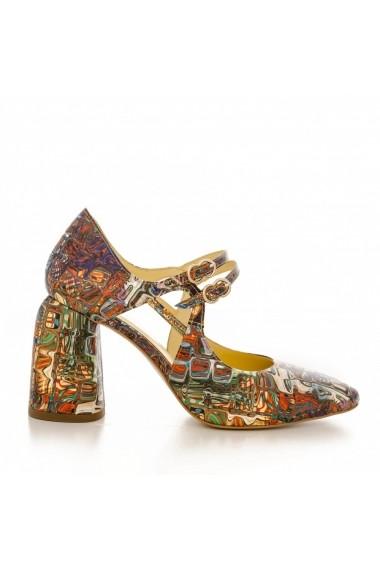 Pantofi cu toc CONDUR by alexandru 1808 gaudi
