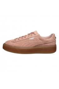 Pantofi sport pentru copii Puma  Suede Platform Jewel JR 365131 01