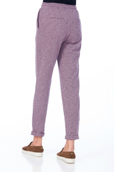 Pantaloni Be You 3311B roz lila