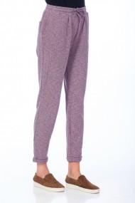 Pantaloni Be You 3311B roz lila