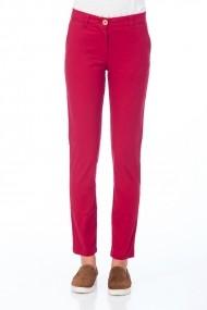 Pantaloni drepti Be You rosii 3313