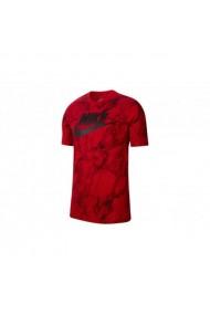Tricou pentru barbati Nike  Nk Tee Fran Swoosh Aop M CD1282-657