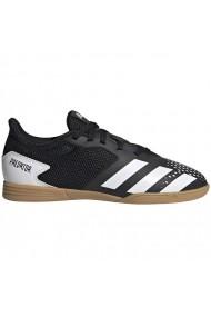 Pantofi sport pentru copii Adidas  Predator 20.4 IN Sala Jr FW9224