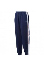 Pantaloni sport pentru femei Reebok  Te Linear Logo W FU2252