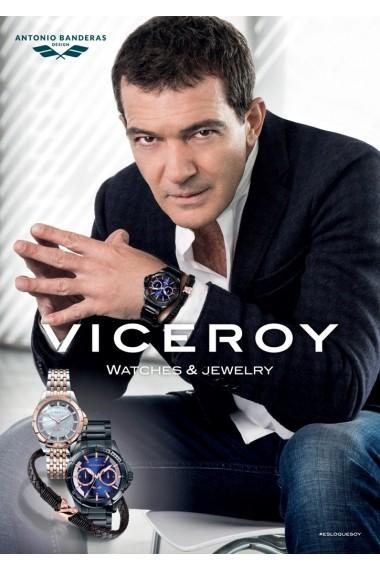 Ceas Viceroy cod 401053-37 gri