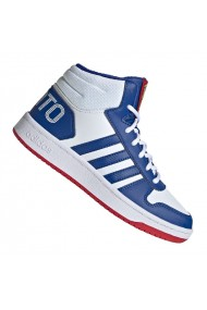 Pantofi sport pentru copii Adidas  Hoops Mid 2.0 Jr FW3167