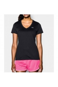 Tricou pentru femei Under armour  Tech V-Neck Short Sleeve W 1255839-002