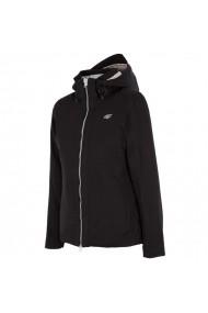 Jacheta pentru femei Outhorn  narciarska 4f W H4Z17-KUDN005 czarny