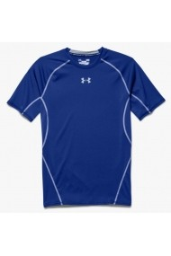 Tricou pentru barbati Under armour  HeatGear Compression Shortsleeve M 1257468-400