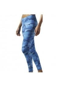 Pantaloni sport pentru femei Reebok  ONE Series Camo W AJ0685