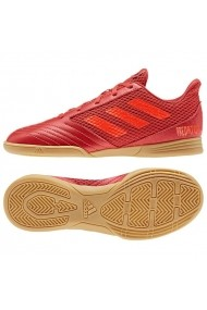 Pantofi sport pentru copii Adidas  Predator 19.4 IN Sala Jr CM8552