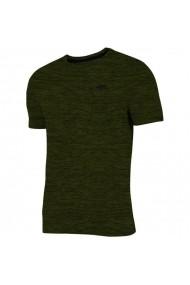 Tricou pentru barbati 4f  M H4L19-TSM002 khaki melanż