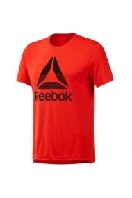 Tricou pentru barbati Reebok  Workout Graphic Tech Tee M DU2198